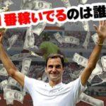 【テニス】錦織圭の年棒は?「最も稼いでるテニス選手」TOP10