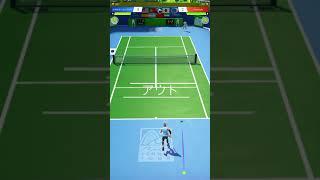 Tennis Clash  テニスゲーム