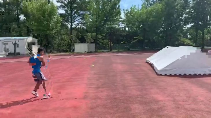 テニスの課題 next錦織圭による神技