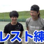 <テニスメディア 評論>『宮澤盛男』「【硬式テニスレッスン】ストローク&ボレーのポイント」