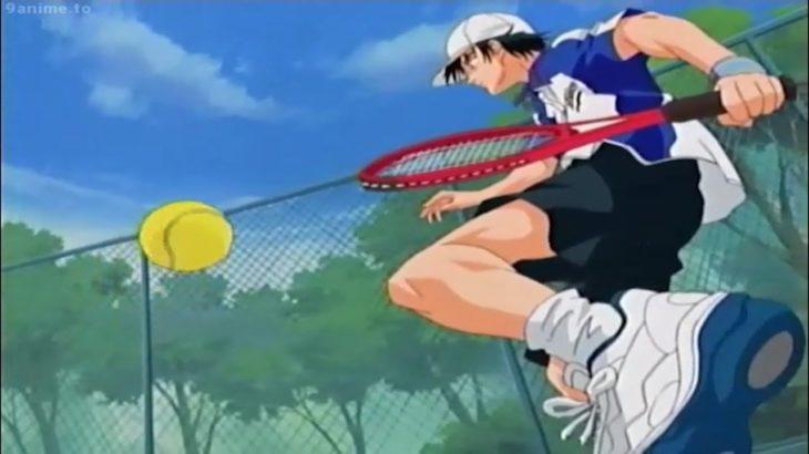 テニスの王子様 シーズン 1 最高の瞬間 #20 A Duel in the Rain ll テニスの王子様 2005 ll The Prince of Tennis Season 1