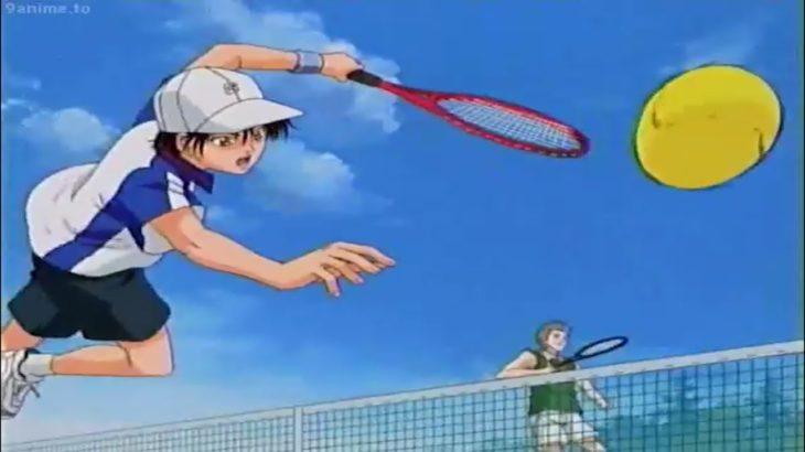 テニスの王子様 シーズン 1 最高の瞬間 #25 Free Style Fighting ll テニスの王子様 2005 ll The Prince of Tennis Season 1