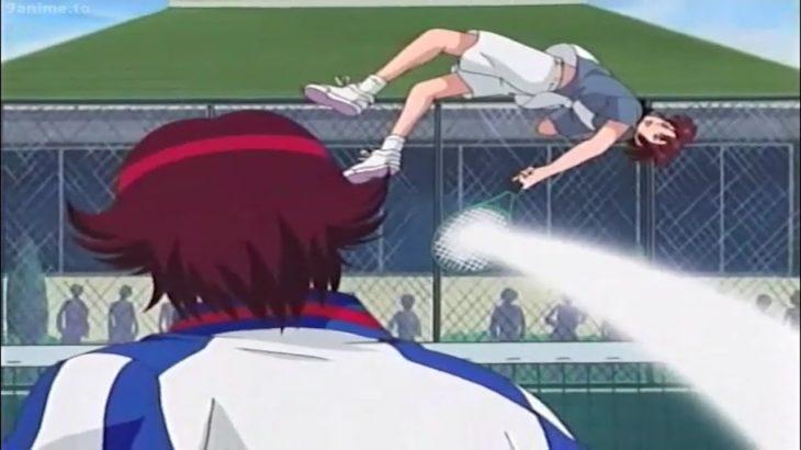 テニスの王子様 シーズン 1 最高の瞬間#33 Battles with the Banji team ll テニスの王子様 2005 ll The Prince of Tennis Season 1