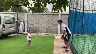 キッズテニス練習動画 #11