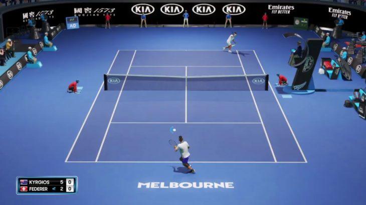 AOTennis Wimbledon 錦織圭挑戦