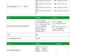 <『EVP TENNIS CONSULTING』<CEO>>『第76回国民体育大会成年男女長崎県選考会』の『ソフトテニス』の『シングルス』の勝算(1)