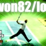 【GTA5 テニス】Grand Theft Auto Online Tennis ~カナダよりの刺客~