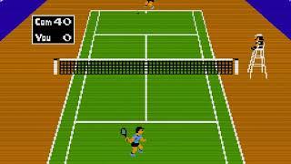 [패미컴] 테니스  [NES] Tennis  [FC] テニス  1984