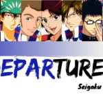 Prince of Tennis (テニスの王子様)- DEPARTURES (Colour Coded Lyrics Eng/Rom/Kanji)