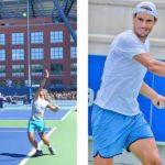 Rafael Nadal Tennis Practice 라파엘 나달 테니스 연습 ラファエル・ナダル 練習