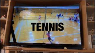 【TENNIS】テニス公式戦