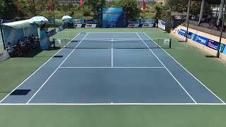 【テニス/TENNIS】木元風哉 vs 千頭昇平 | ベトナムF3フューチャーズヴィートラベルカップ2020