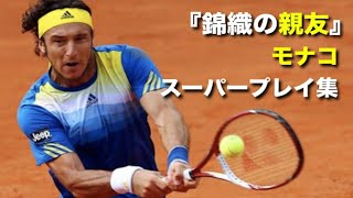 【テニス】『錦織の親友』悲願のTOP10を達成したファン・モナコを紹介!!【スーパープレイ】