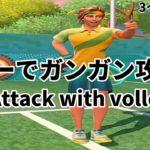 Tennis Clashテニスクラッシュボレータイプで優秀なレオを使用
