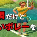 Tennis Clashテニスクラッシュ初心者単調ボレーの強さをみて