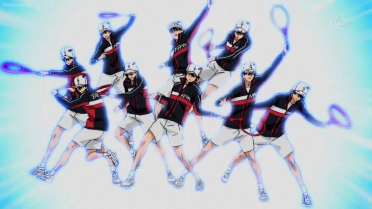 テニスの王子様 The Prince of Tennis  [Best Moments] #68   Full HD 1080p