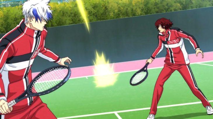 The U17 Japanese team Part 1- The Prince of Tennis テニスの王子様
