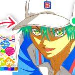【貼り絵】テニスの王子様の越前リョーマを折り紙で貼り絵してみた!paper collage Detective Prince of Tennis