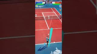 バカ大学生のテニスクラッシュ tennis clash その4