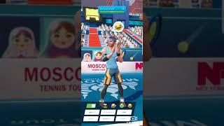 バカ大学生のテニスクラッシュ tennis clash その5