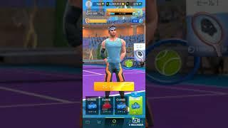 バカ大学生のテニスクラッシュ tennis clash その2