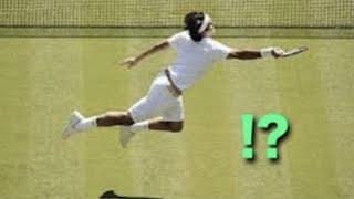 【テニス】そこまでしてポイントが欲しいのか、、、というプロの絶対執念を感じるポイント集【神業】tennis crazy point
