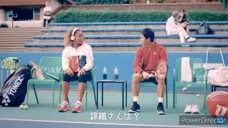 大阪なおみ&錦織圭