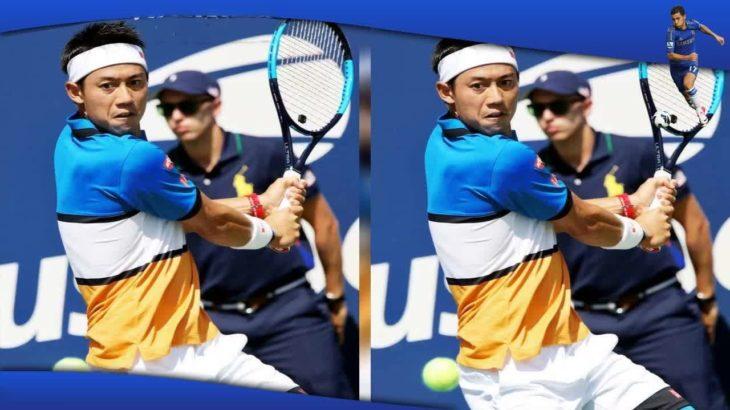 ✅  錦織圭:全米オープンテニスに向け「しっかり準備できている」 大坂なおみは「とてもエキサイト」