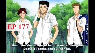 テニスの王子様 第177話「忘れられない約束」|The Prince of Tennis episode 177「An Unforgettable Promise 」