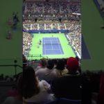 2015年全米オープン4回戦 ジョコビッチvsバウティスタアグー djokovic vs bautista agut