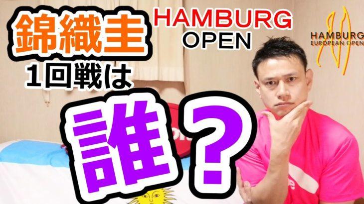 【錦織圭】次は誰だ?クリスチャン・ガリンとは?2020ハンブルグオープン,Nishikori Kei, Cristian Garin,2020 Hamburg European Open