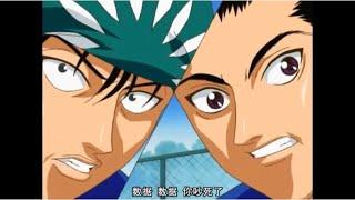 テニスの王子様  28話 29話 30話「新レギュラー現る」「桃とマムシ」「観月のシナリオ」 The Prince of Tennis  テニプリ