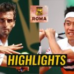 Albert Ramos Vinolas vs Kei Nishikori 錦織圭 Highlights ROME 2020 HD