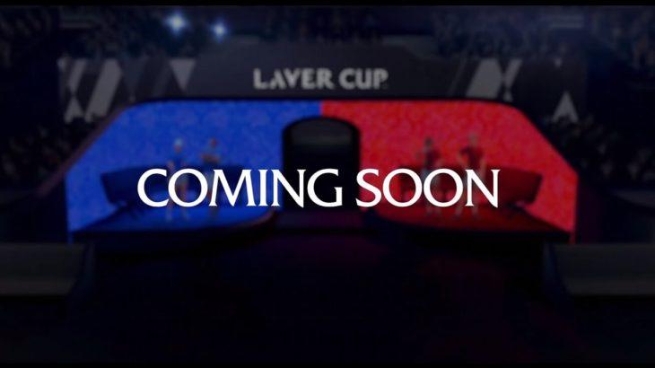 テニスクラッシュLaver Cup新しいトーナメントについて【Tennis Clash】