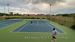 Local Tennis Players Episode 22 Brothers vs Brothers in Rain Storm/テニスやろう22話兄弟喧嘩