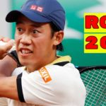 Lorenzo Musetti vs Kei Nishikori 錦織圭  .. Full Match Highlights .. Rome 2020