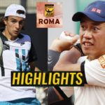 Lorenzo Musetti vs Kei Nishikori 錦織圭 Highlights ROME 2020
