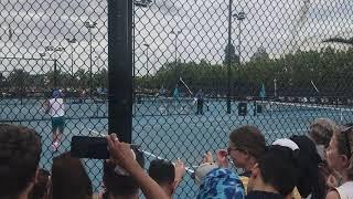 Rafael Nadal practice ラファエル ナダル練習 in AO 2020