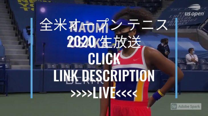 TENNIS@///大坂なおみ 対 ビクトリア・アザレンカ 2020 テニス
