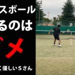 TENNIS JAPAN ここまで3-6・6-3、残り時間でタイブレーク!S市民大会45歳以上男子シングルス優勝経験者とのシングルス練習試合!2020年9月中旬