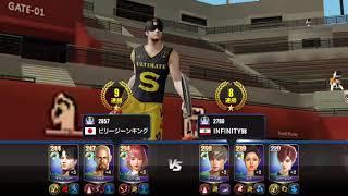 VS INFINITY (ultimate tennis)  アルティメットテニス