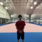 阿部コーチによる体力トレーニングby天谷コーチ【HOS TENNIS】