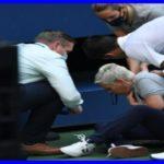 危険行為でジョコビッチが全米テニス失格処分「俺が失格? 俺のキャリア、グランドスラム、舞台のセンターだぞ」主審と握手せず去る