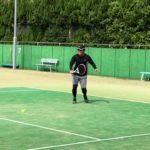 テニス動画 片手バックハンド特集 サカシュン フェデラーに近づけるのか