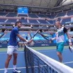 【マッチハイライト】ノバク・ジョコビッチ vs カイル・エドマンド/全米オープンテニス2020 2回戦【WOWOW】