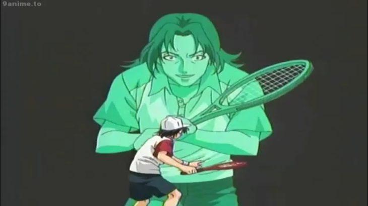 テニスの王子様 #1 – Tennis no Ouji-sama  #1 – 王子様現る – A Prince Appears