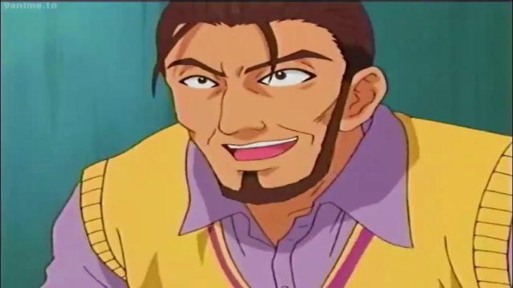 テニスの王子様 #10    越前 逆襲!佐々部再び   Echizen counterattack! Sasaki again   Tennis no Ouji sama #10