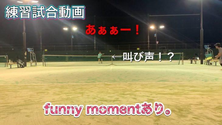 テニス [ただの練習試合] 2014年の錦織圭のあのHOT SHOTをもう一度、、