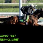 【新種牡馬】4戦無敗 NADAL(ナダル)