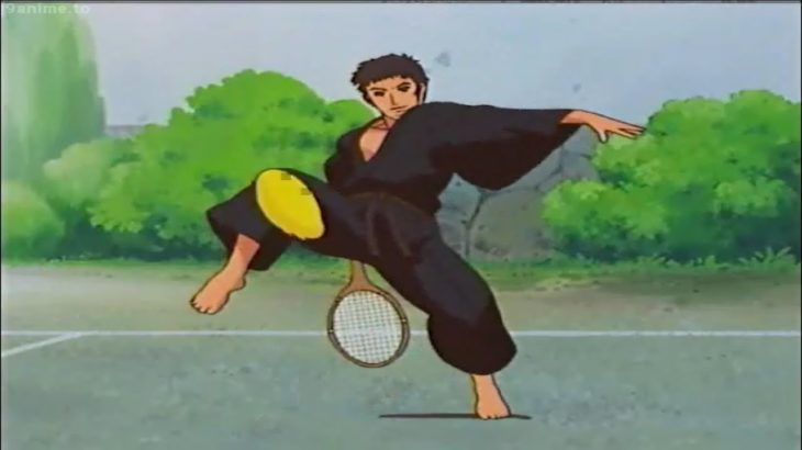 テニスの王子様 #6  – 伝説その男, 越前南次郎 – The legendary man, Nanjiro Echizent – Tennis no Ouji-sama #6
